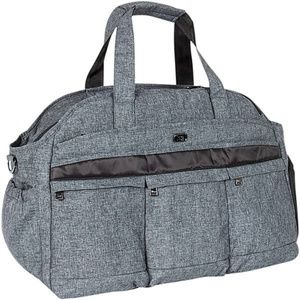 Lug Airbus Weekender Bag - Heather Gray